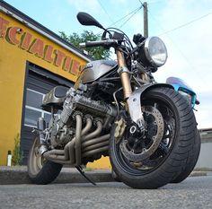 Motos Antigas : Foto do Dia - Honda CBX old school