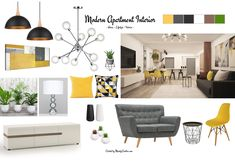 FREE dowloadable Contemporary Interior moodboards - With links to design elements - Helping you get in the creative mood. Home Design, Interior Design Layout, Interior Design Boards, Interior Concept, Contemporary Interior Design, Interior Design Inspiration, Moodboard Interior Design, Interior Ideas, Presentation Board Design
