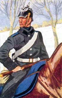 Preußische Dragoner-Regimenter