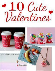 DIY Valentine's Day Cards for Kids: I've Got My Eyes On You Valentine