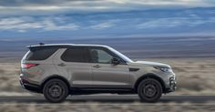 We drove the new 2017 Land Rover Discovery through snowstorms and sand dunes.