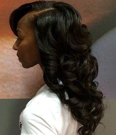 African American Bridesmaid Hairstyles