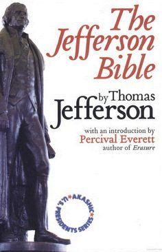 The Jefferson Bible.