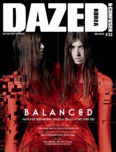 Dazed & Confused Korea December 2010 Dafne Cejas by Anthony Maule