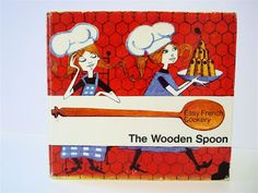 Jane Foster Blog: 60s Cookery Book Illustrations