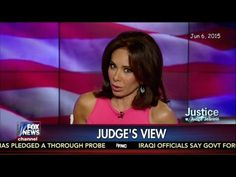 As Obama Toots His Own Horn, Judge Jeanine Rips Him a New One