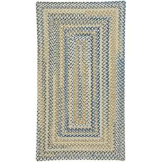 Capel Tooele Light Tan Area Rug Rug Size: Oval 3' x 5'