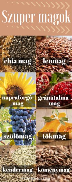 Nature's Enthusiast - Mag Craze - 7 kinds of seeds you should consume more densely Source by noe Health Eating, Diet Recipes, Vegetarian Recipes, Home Remedies, Healthy Lifestyle, Seeds, Nature, Food, Fitness