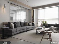 專屬我們的現代時尚! 63 坪純白鮮奶油暖心機能宅   設計家 Searchome