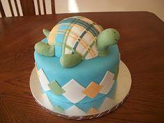 Finally a Turtle cake!