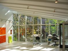 Art Studio contemporary home office