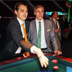 Teuvo and Aho