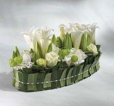 Voorbeelden #Bloemschikken met Oasis1 - Goedkoop-bloemschikken  Pompoenzaden-decoshop.nl