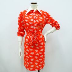 '60s Collared Dress, $78, now featured on Fab.