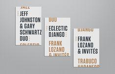 Dièse Onze | Jazz Club on Behance