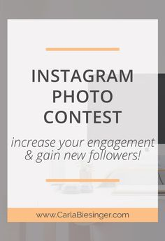 Instagram Photo Contest | Instagram Shoutout Contest | How To Host A Giveaway On Instagram