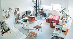 Monoambientes: ideas para aprovechar el espacio | ESPACIO LIVING