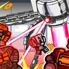 Platcore - What is Platcore?! Well Platcore is a platformer/avoid style of gameplay, you play as a Platbot which is a testing robot for Platcore, and Platcore will be using you to test out their newest products, which come in the form of things which