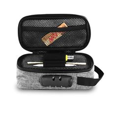 Combination Lock Premium Carbon Lined Odorless Bag Smell Proof Case - Buy Smell Proof Case,Smell Proof Hard Case,Small Smell Proof Case Product on Alibaba.com Combination Locks, Travel Bag, Belt, Detail, Stuff To Buy, Accessories, Belts, Jewelry Accessories