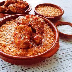 Κοτόπουλο+γιουβέτσι+με+μικρό+χυλοπιτάκι+ή+κριθαράκι