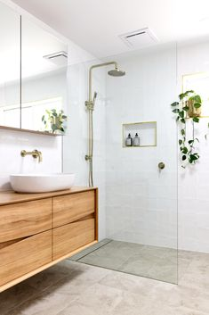 Home Decor Bedroom Interiors Addict bathroom reno what I chose and why.Home Decor Bedroom Interiors Addict bathroom reno what I chose and why Bathroom Renos, Laundry In Bathroom, Bathroom Renovations, Master Bathroom, Home Remodeling, Family Bathroom, Ensuite Bathrooms, Remodel Bathroom, Dream Bathrooms
