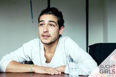 Yaron, 22, Friedrichshain  www.imgegenteil.de