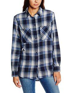 New Look Women's Brandy Dip Hem Long Sleeve Shirt, Blue (Blue Patterned), 12 New Look http://www.amazon.co.uk/dp/B018MV0FRG/ref=cm_sw_r_pi_dp_l7hSwb1EGM7M9