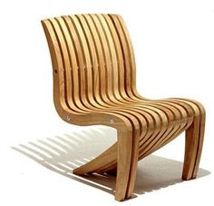 Beautiful Wooden Chair 11..... More Amazing #Chairs and #Woodworking Projects, Tips & Techniques at ►►► http://www.woodworkerz.com