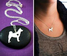 Shiba Inu Necklace - Spitz - Hokkaido - Shiba - Doge - Custom Dog Necklace -Dog Breed -Dog Memorial Gift -Family Pet -Girl Gift