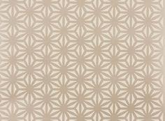 Estella Wallcovering Nickel - Romo Fabrics