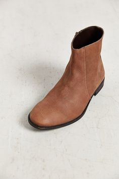 $29, Hawkings Mcgill Leather Side Zip Chelsea Boot by UO. Sold by Urban Outfitters. Click for more info: http://lookastic.com/men/shop_items/143321/redirect