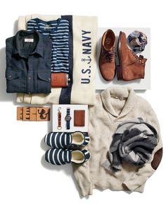 Men's Essentials . Men fashion
