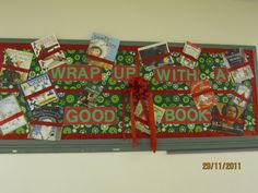 Stamm Holiday Bulletin Board