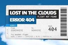 404 error pages are a great opportunity to show off a website's personality, whilst offering help to potentially confused users. If you've launched a website without having considered error pages,...