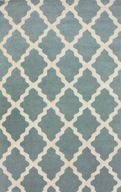 Possible Rug for my living room Rugs USA Homespun Moroccan Trellis Spa Blue Rug Tan Rug, Grey Rugs, White Trellis, Trellis Rug, Trellis Design, Trellis Pattern, Rugs Usa, Contemporary Rugs, Contemporary Fashion