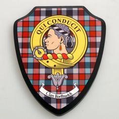 Large Clan Plaque