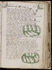 Manuscrito Voynich – Wikipédia, a enciclopédia livre