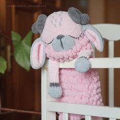 Сrochet lamb PATTERN Sacred cow toy Big sheep toy PDF | Etsy