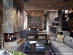 martis camp residence one | Marmol Radziner | Lake Tahoe, NV