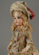 Carmel Doll Shop -French Bebes-