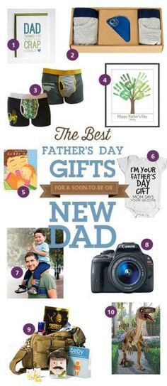 Best Father's Day Gifts for New Dads — Pregnant Chicken