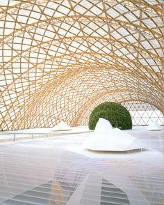Shigeru Ban, Frei Otto, Japan Architecture, Timber Architecture,  Architecture Details, Modern 2ad9e8219cc