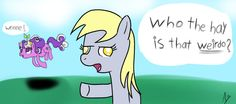my little pony derpy | My Little Pony Friendship is Magic Derpy Hooves and Screwball Dump