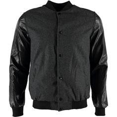 Bomberino Age maniche in ecopelle - € 49,90 | Nico.it - #fashion #jackets #bomber #moda #giubbotti