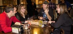 """Week 5 - """"Deep Fried Hippies"""" were having a great time as we rolled into the  2nd half of trivia."""