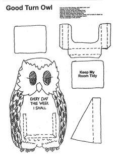 Promise owl