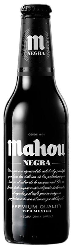 Mahou Negra - Gregorio Díez – Distribuidor de bebidas para hostelería en Valladolid