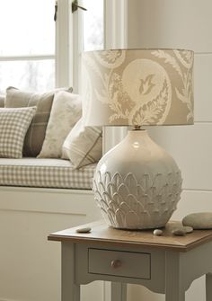 Tropical decor Laura ashley christmas, Laura ashley b… - Modern Laura Ashley Nursery, Laura Ashley Lamps, Laura Ashley Living Room, Laura Ashley Home, Tiffany Table Lamps, Bedside Table Lamps, Desk Lamp, Room Lamp, Bed Room