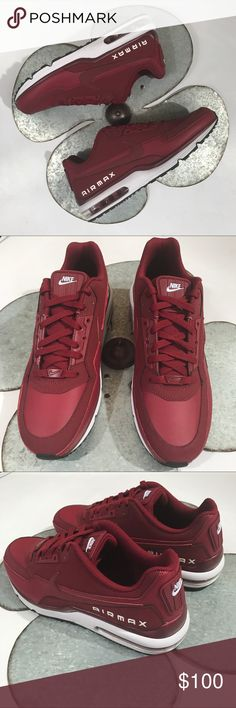 Men's Nike Air Max LTD 3 Running Shoes Men's SZ 13 Product Information Product Name: New Nike Men's Air Max LTD 3 Running Shoes Style Number: 687977-601 Color: Team Red/White-Black Size: Men US 13 , EUR 47.5, UK 12,  CM 31 Nike Shoes Sneakers