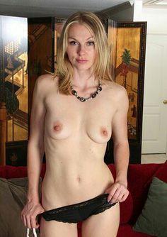Senior wife just tits